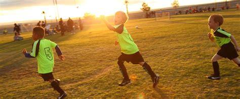reasons   child   playing sports sports