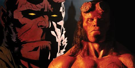 Here's How The Hellboy Reboot's Different From The Del