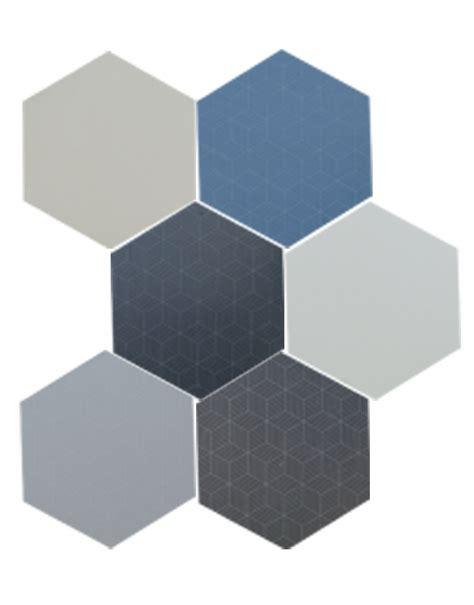 carrelage hexagonal toscana cubic arti sols