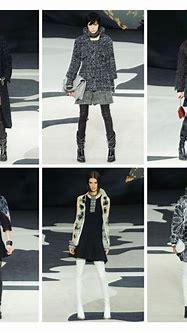 Chanel collage   Fashion, Paris fashion week, Fashion design