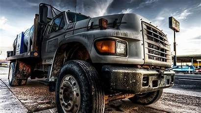 Truck Wallpapers Background Cars