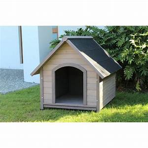 Large outdoor cedar insulated dog house kennel buy wood for Insulated dog houses for large dogs
