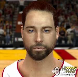 Josh McRoberts Face - NBA 2K14 at ModdingWay