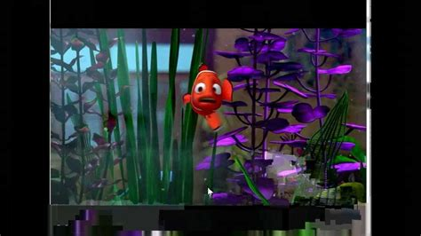 Pixar Easter Eggs-buzz In Finding Nemo