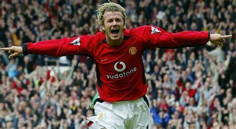 Manchester United David Beckham