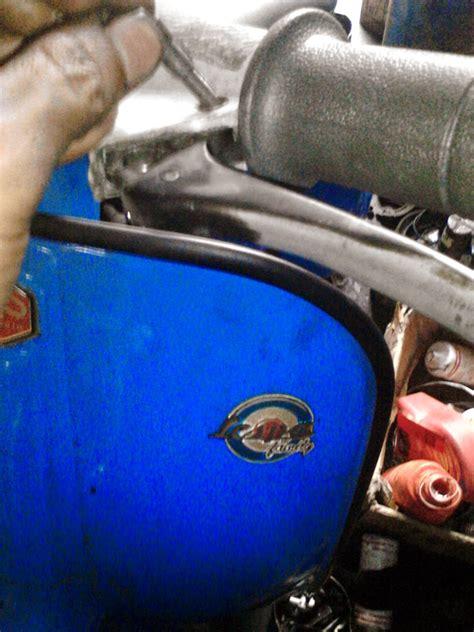 Handle Vespa Baut cara mengganti handle kopling vespa 2 saliem vespa