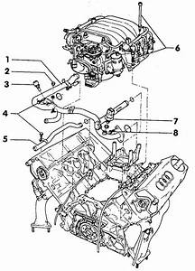I Have A 1997 A6 Quattro 2 8 With A Coolant Issue Of Some