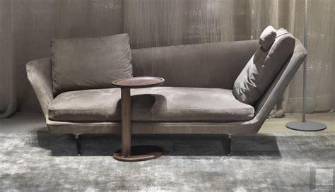 chaise a but flexform zeus chaise longue by antonio citterio