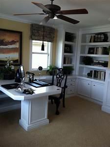 Home Office : home office dual desk setup office ideas pinterest home desks and desk setup ~ Watch28wear.com Haus und Dekorationen