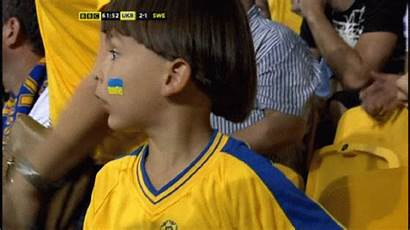 Celebration Ukraine Kid Euro Goal Gifrific