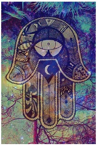 Vibes Hamsa Hand Rebloggy Backgrounds Peace Trippy