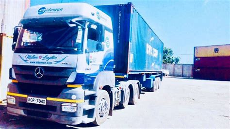 want to learn the different types of truck driving