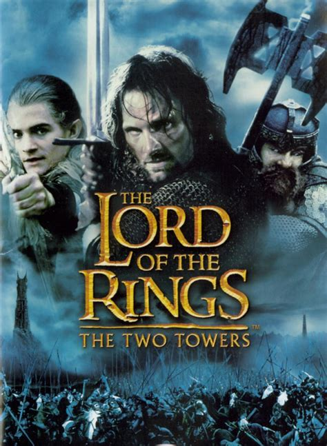 the lord of the rings the two towers movies maniac