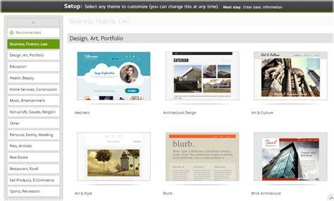 Godaddy Templates by Godaddy Website Builder Review Website Builder Press