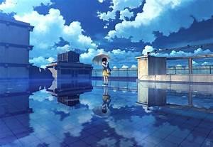 Female, Anime, Character, Illustration, Digital, Art, Artwork