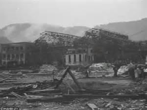 Atomic Bomb Hiroshima and Nagasaki Aftermath