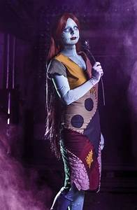 The nightmare before christmas : Sally Cosplay by ...