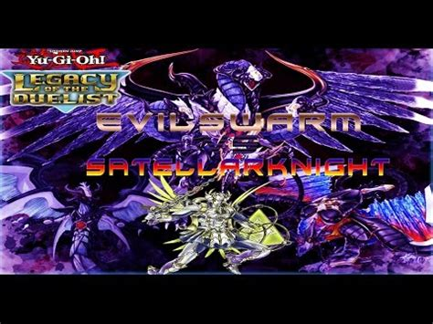 yu gi oh legacy of the duelist evilswarm vs