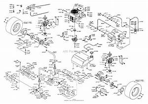 Dixon Ztr 7525  2003  Parts Diagram For Controls  Tanks
