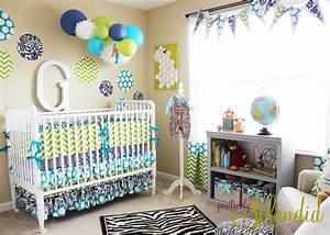 Baby boy nursery decor best baby decoration for Baby boy room decor