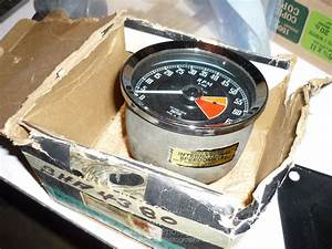 Smiths Positive Ground Tachometer