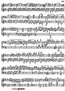Piano Sonata No.14 free sheet music by Mozart | Pianoshelf