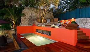 deco exterieur avec piscine With amenagement d une terrasse exterieure