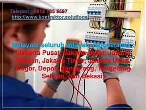 Instalasi Listrik Industri Di Samarinda 0812 135 5597
