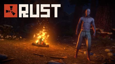 rust game character survival gender players chooses arbitrarily characters automatically assigned 1080 credit plus