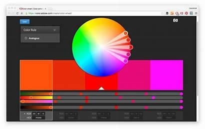 Palette Web Adobe Wheel Designers Hex Tools