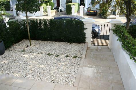 Vorgarten Ideen Kies by 1001 Beispiele F 252 R Vorgartengestaltung Mit Kies