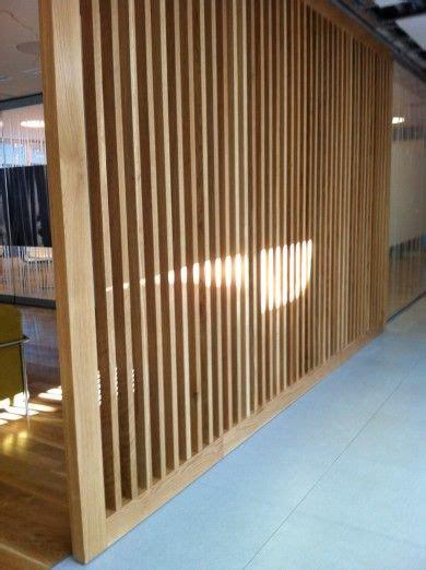 good wood choices  decorative screen wall