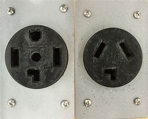 4 Prong Dryer Plug