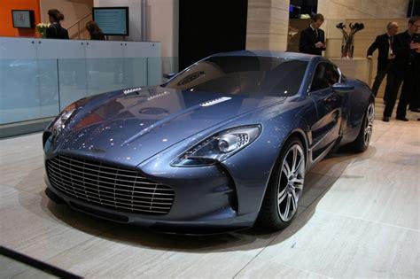 Aston Martin One-77 Price