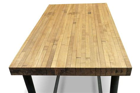 Butcher Block Table Plans  Entertainment Pinterest