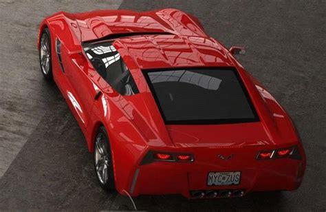 chevrolet corvette    center stage   nais