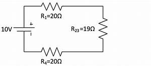 circuit analysis With drawing a circuit