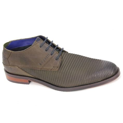 Bugatti brown tassel formal shoes. Bugatti Rainel Evo Dark Green Lace Up Derby Shoes 311-52807-1500-7100 | Official Stockist ...
