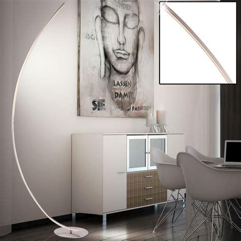Led Deckenlen Wohnzimmer by Led Design Stehle Bogen Standleuchte Wohnzimmer Decken