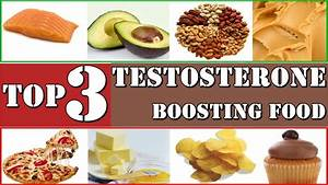 Top 3 Food That Increase Testosterone