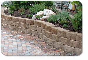 Landscaping ideas for retaining wall block best