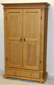 Kleiderschrank 2 Türig Holz : jugendzimmer holz massiv gebraucht ~ Bigdaddyawards.com Haus und Dekorationen