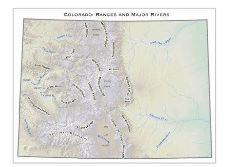 colorado zone maps