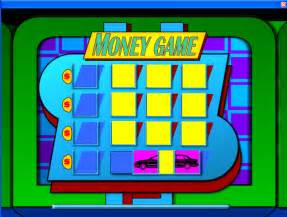 Price Is Right Money Game