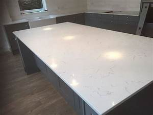 Carrera White Quartz - Rock and Co Granite Ltd
