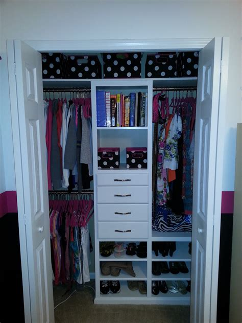 Closet For by White Custom Closet Diy Projects