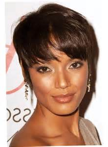 African American Short Hairstyles for Black Women