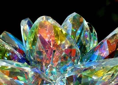 Crystal Crystals Wallpapers Gems Gemstone Laptop Lotus