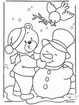 Winter Coloring Snoopy Pages Popular sketch template