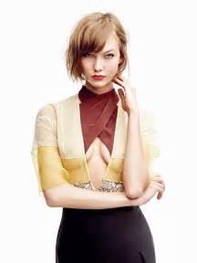 Karlie Kloss Sports Dior For Patrick Demarchelier Vogue